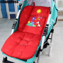 Hot Sale.Good Quality Baby Stroller Cushion, Pram Pad,Baby Chair/Car Seat Pads Stroller Accessories