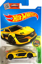 Hot Sale 2016 hot 1:64 car wheels renault sport RS 01 cars Models Metal Diecast Car Collection Kids Toys Vehicle(China)