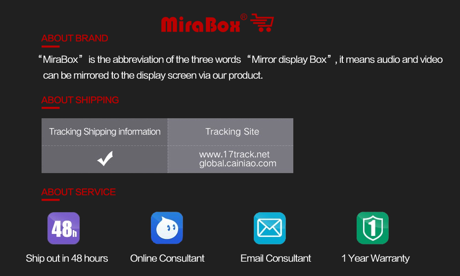 Mirabox Car WiFi Mirrorlink Box AV HDMI RCA CVBS Support Built-in Navigation With Android For Sansung Car Mirrorlink Box (1)