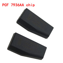 10pieces Hot Sale Brand Chips PCF7936AA ID46 Transponder Chip PCF7936 Unlock Transponder Chip NEW BLANK ID 46 PCF 7936 CHIPS(China)