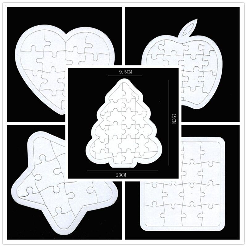 Online kopen wholesale blanco puzzel uit china blanco puzzel groothandel - Schilderen kind jongen ...