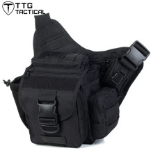 TTGTACTICAL Travel Single Shoulder Bag Military Army Fatboy Bag Army Fan SLR Camera Bag Multiuse Military Messenger Bag