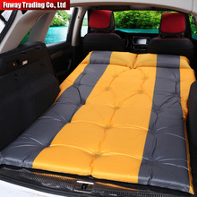Automatic Inflatable Car Bed Hatchback Travel Bed Air Mattress Covers Rest For Ibiza VW Golf 4 Ford Fiesta Focus 2 Opel Astra