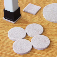 8 - 18pcs Multifunction self adhesive floor protectors furniture sofa table chair feet floor non-slip mat sticky pad.