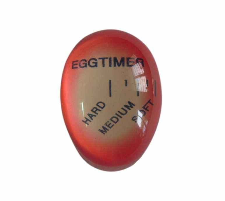Colour Changing Egg Timer  Resin Material Perfect Boiled Eggs By Temperature Kitchen Helper