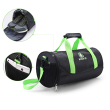 Unisex Brand New Gym Fitness Bag With Special Separate Space For Shoes