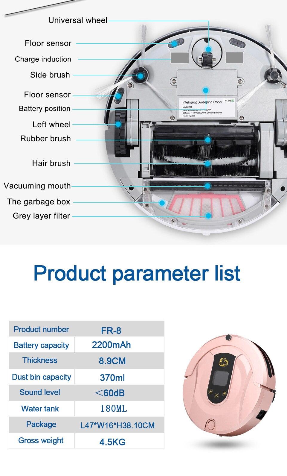 robot vacuum cleaner 15