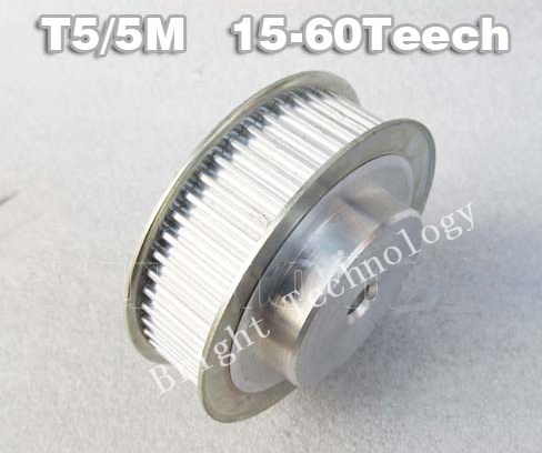 5M Arc HTD tooth 60Teech Pitch 5mm Bore 10mm,for Motor Belt Pulleys/Timing Pulleys DIY,for CNC/3D Printer,wholesale/retail<br>