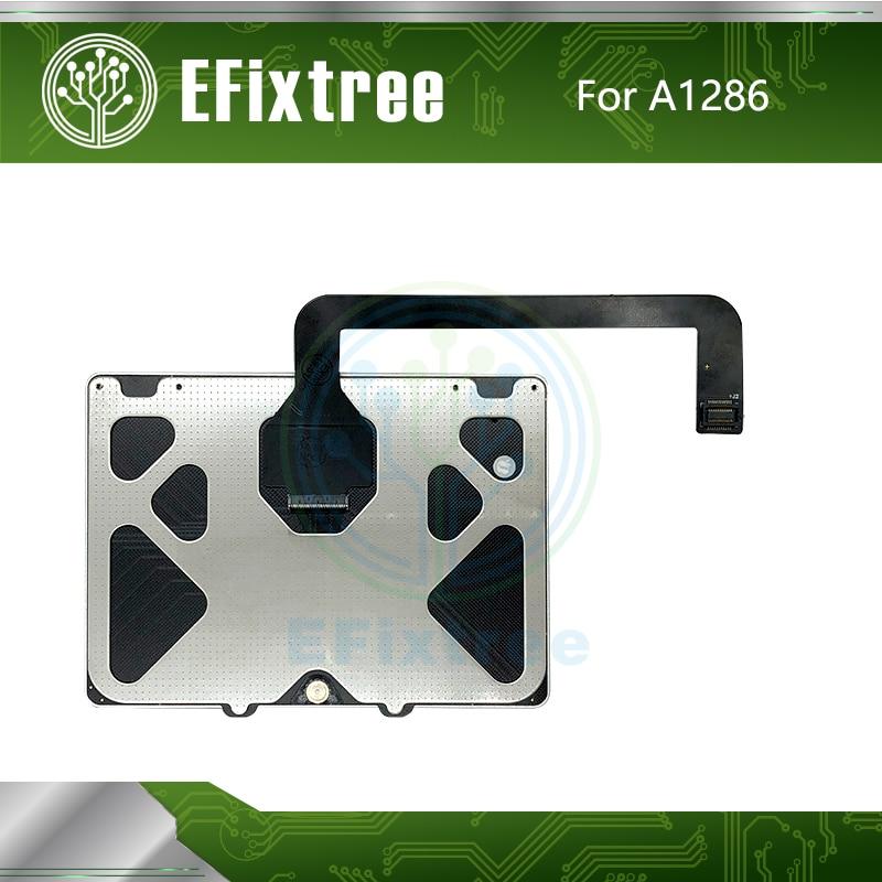 "Screws /& Flex Touchpad Trackpad for MacBook Air 13/"" A1369 2010 2011 w// Brackets"
