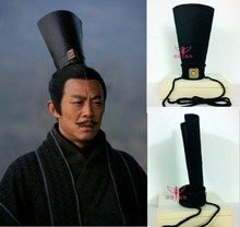 Ancient Warrior Period Qin Dynasty Male Hat Movie The Great Qin Empire Actore Hair Piece Men's Hat