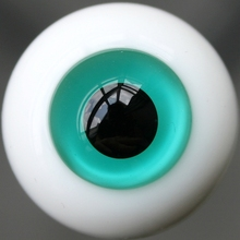 [wamami] 12mm Green For BJD Doll Dollfie Glass Eyes Outfit