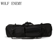 100CM Military Airsoft Combat Carrying 1000D Nylon Case Tactical M249 Gun Bag(China)