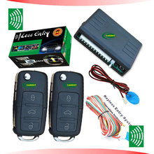remote keyless entry with OEM Flip key remote shell remote central lock system