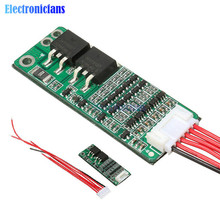 5S 15A Li-ion Lithium Battery BMS 18650 Charger Protection Board 18V 21V Cell Protection Circuit(China)
