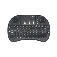 1pc Normal & Backlight mini i8 English Russian Version Keyboard Remote Control Air Mouse Touchpad Keyboard For Android TV BOX PC