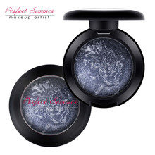 Perfect Summer 1 Piece 8 Color Professional Baking Eyeshadow Palette Makeup Shimmer Eye Shadow palette Make Up
