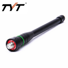 Original TYT Walkie Talkie High Gain Telescopic Dual band Antenna SMA-Female For MD-380 MD-280 DM-UVF10 TH-UV8000D Two-way radio