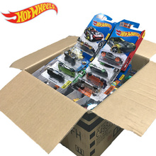 72pcs/Box Genuine Hot Wheels 1:64 Fast and Furious Diecast Cars Model Toys Mini Alloy Sports Car for Boys Carros brinquedos 9C2F(China)