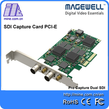 Magewell Pro Capture Dual SDI Input HD Video Capture Hardware SDI200Pro with Loop out(China)