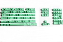 Free Shipping Thick PBT 108 set Russian Letter Top-printed OEM Profile Keycaps For MX Switches Mechanical Keyboard