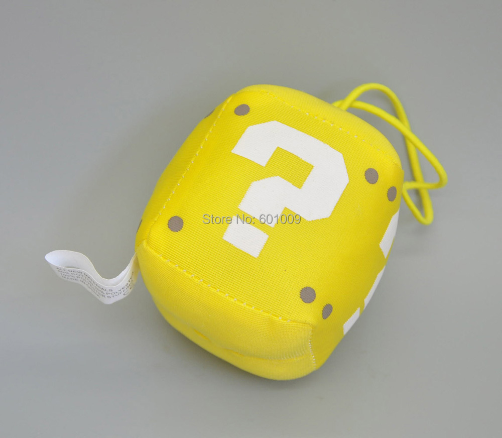 Question Mark Block-3inch-18g-3.5-B