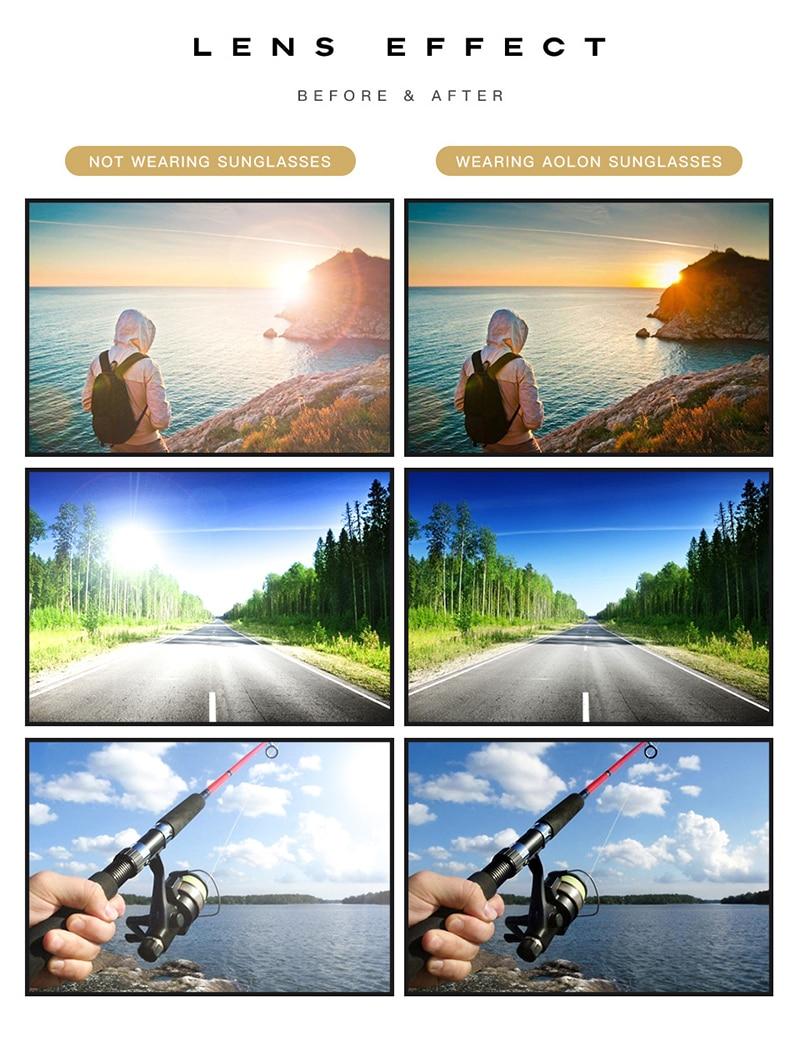 نظارات شمسية مستقطبة للمرأة 11