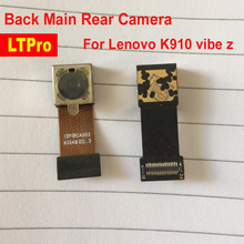 LTPro High quality Tested Working Main Big Back Rear Camera Module For Lenovo vibe z K910 Phone Parts(China)