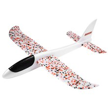 2016 New Arrival FMS Mini Fox Hand Throw Fixed-wing RTF Launch Glider EPO Wingspan Air Plane For Kids Gifts Toy Vehicles