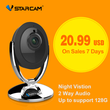Original VStarcam Wifi IP Camera 720P Night Vision 2-Way Audio Wireless Motion Alarm Mini Smart Home Webcam Video Monitor