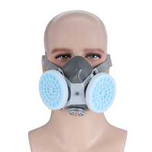 NEW Anti Dust Respirator Mask Filter Polishing Industrial Paint Spraying Decorate Protective mask  Workplace Safety