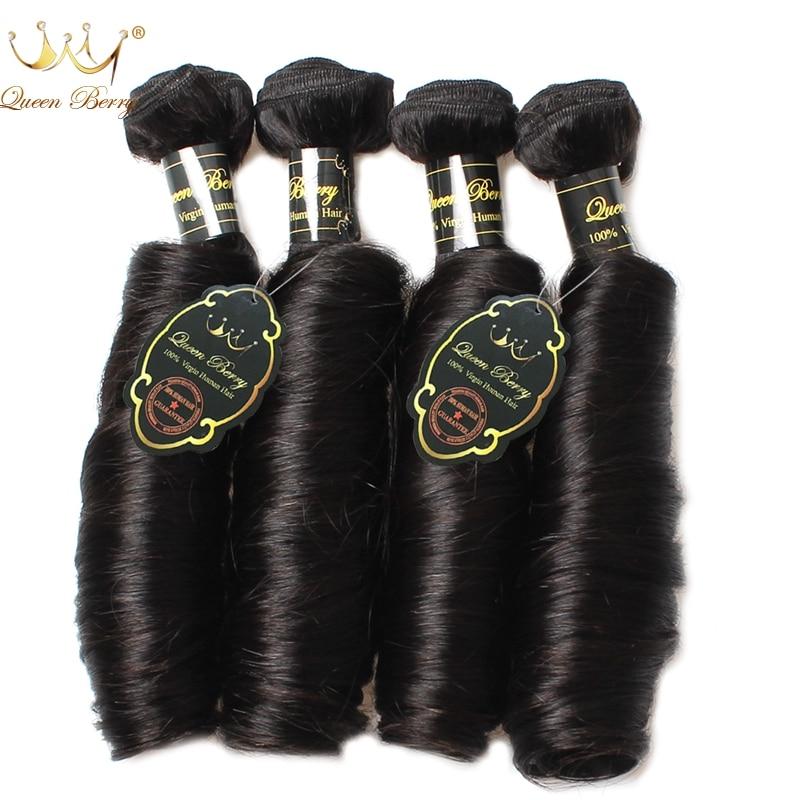 10A Bouncy Curl Virgin Hair 4 Bundles Mongolian Bouncy Curly Hair Mongolian Bouncy Curl Weave Human Hair Bundle Funmi Hair<br><br>Aliexpress