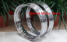 1.4/1.6/1.85/2.15*18 Inch 36 Spokes Holes Aluminum Alloy Or Steel Motorcycle Wheel Rims
