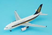 New Aeroclassics 1: 400 Singapore Airlines A310-300 9V-STF Alloy aircraft model Favorites Model