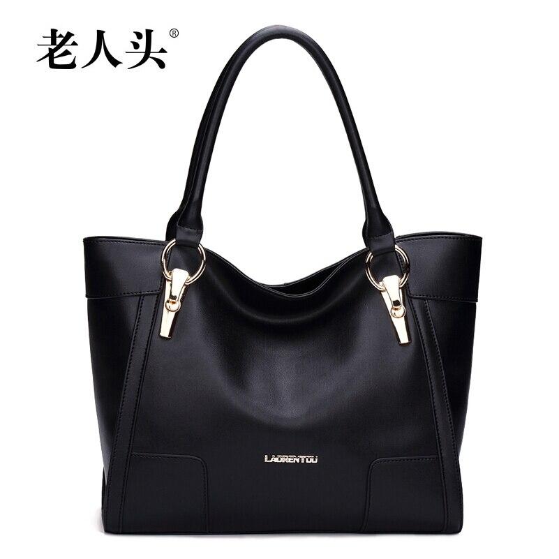 2016 New LAORENTOU famous brands women genuine leather bag top quality fashion women handbags Casual shoulder bag<br><br>Aliexpress
