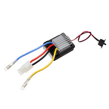 HG P401 P402 P601 1/10 Rc Car Spare Parts 40A ESC And Receiver Two In One HG-RX1