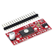 3D Printer A3967 Module EasyDriver Stepper Motor Driver V44 Development Board for arduino Diy Kit(China)