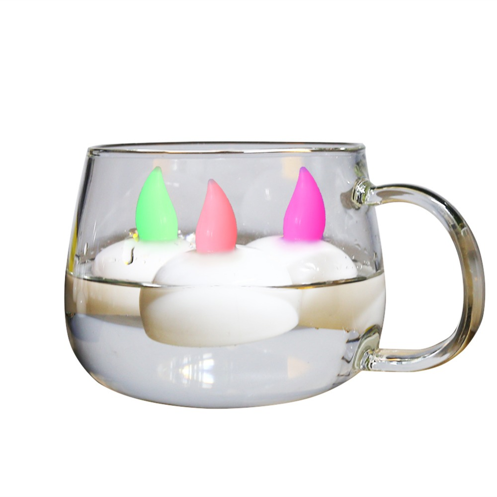Pack of 40 Candle Making Foil Tealight Cups