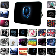 "New Fashion Laptop Bag 17"" Mini Computer Neoprene Shell Cover Case Bags For IBM Acer Asus Apple 17.3"" 17.4"" 16.8"" Protector Bag(China)"