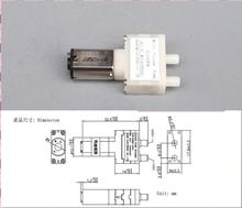 DC 3V Micro Vacuum Pump Mini Negative Pressure Medical Air Pump 0.28L/M 30KPa(China)