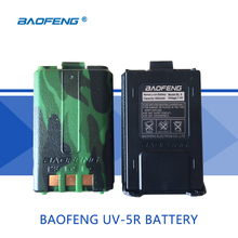 1Pcs Baofeng UV-5R Original Battery All New 1800mAh Spare Battery Applicable to Baofeng UV 5R/5RE/5RA Walkie Talkie Accessories