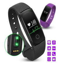 Fitness Bracelet Heart Rate Monitor Smart Band Pedometer Smartband Pulsometer Watches Smart Bracelet Smart Watch pk fitbits