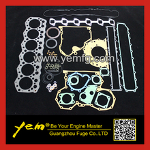 For Mitsubishi  diesel engine S6S full  gasket set  include head gasket kit