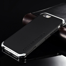 Luxury Element Phone Bag Cases for iPhone 6s with Designer's Aluminium and PC Case Element For iPhone 6 4.7 inch(China)