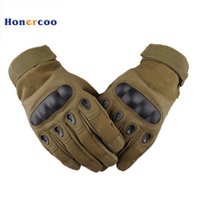 guantes new army tactical antiskid workout gloves Military tactical gloves for men free shipping(China)