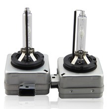 2 pieces HID XENON BULBS D1/DS1/ D1C 12V 35W Bi Xenon Car Headlight Xenon HID 4300K 5000K 6000K 8000K 10000K(China)