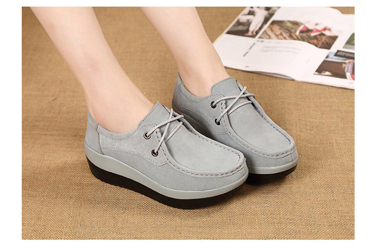HX 3213-2 (5) 2017 Autumn Winter Women Shoes Flats
