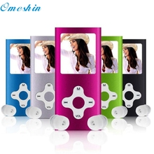 "MP4 Player 8GB Slim touch MP3 MP4 Player 1.8"" LCD Screen FM Radio Video Games Movie Nov24"