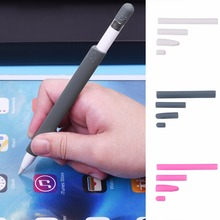 Ergonomically Designed Non-Slip Silicone Cover Case Sleeve Protector Wrap Kit For Apple iPad Pro Pencil