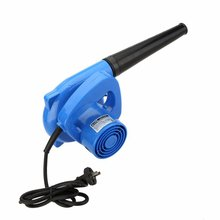 Cheap Electric Hand Operated Blower for Cleaning computer Blue Electric blower computer Vacuum cleaner(China)