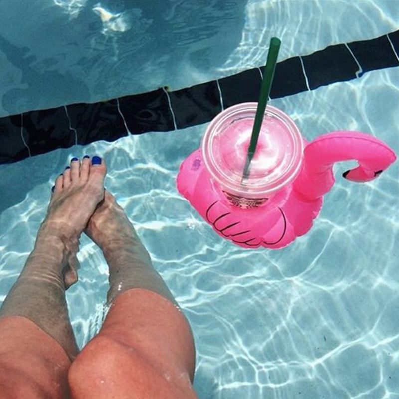 Mini Inflatable Flamingo (6)